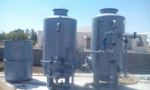 Industrial water softener price India
