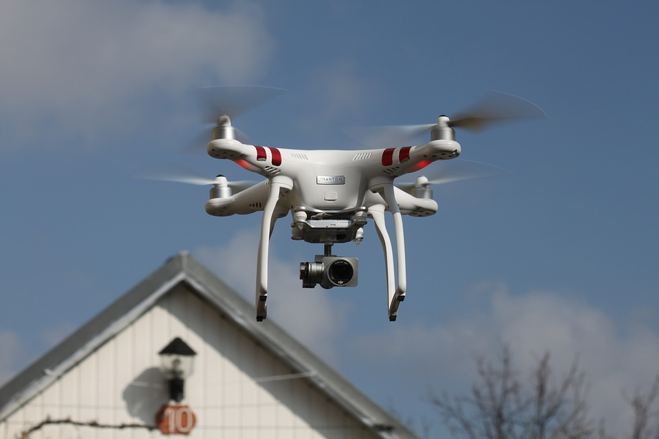 How Drone Can be Helpful in Construction Industry