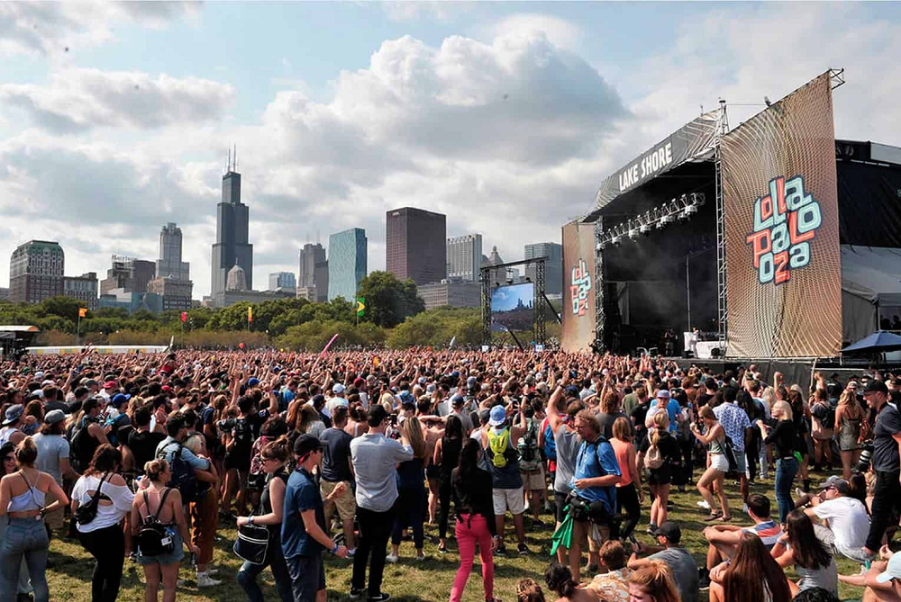 Lollapalooza 2021 Guide
