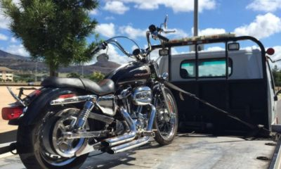 Motorcycle Towing In Killeen - Automotive