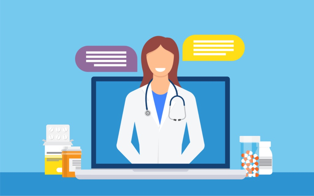 The Concept Behind the Telemedicine and Its Advantages