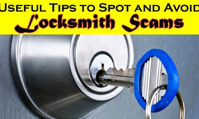 Avoid Locksmith Scams
