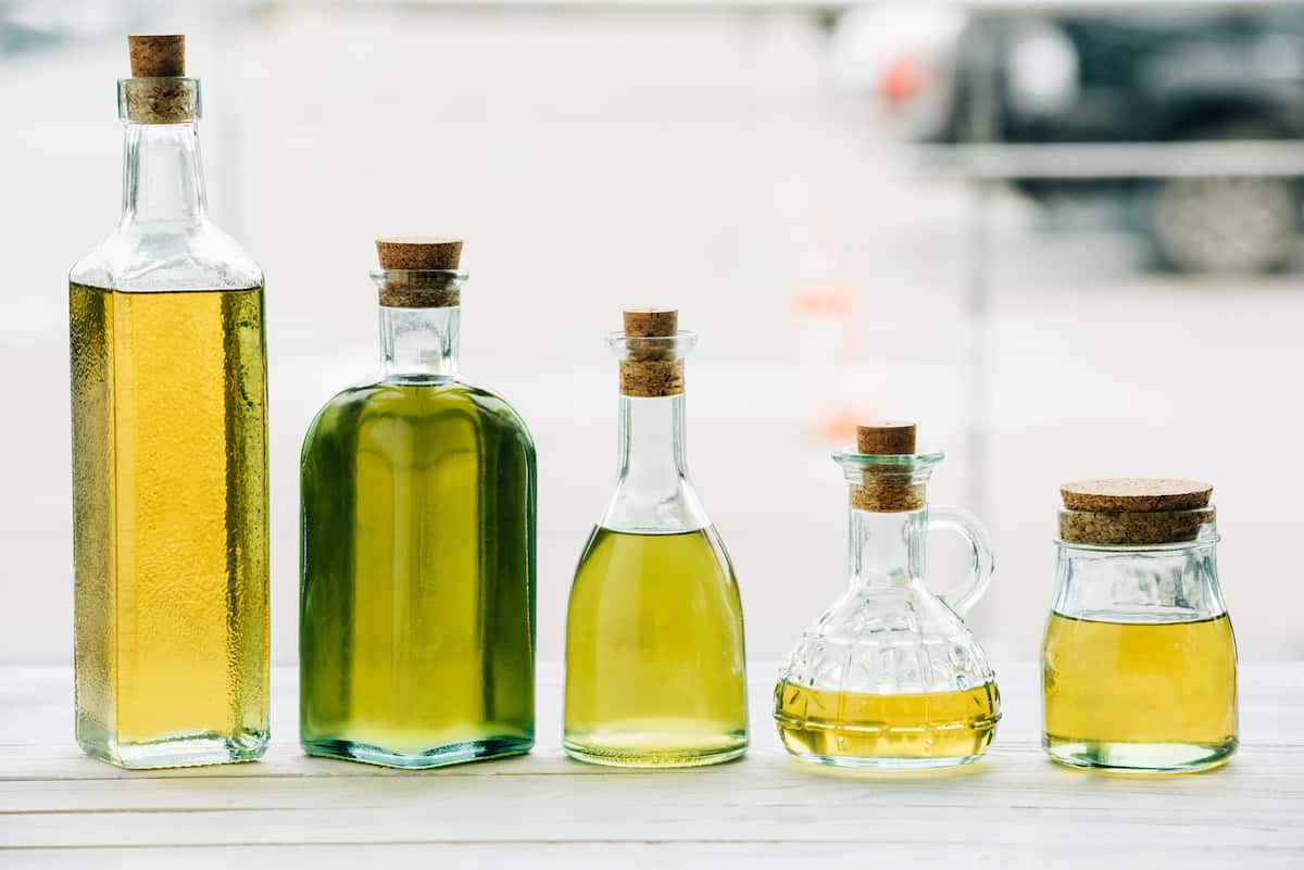 Preserving Cooking Oils